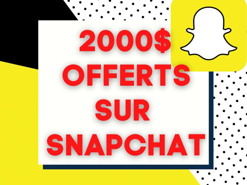 Snapchat Ads, tout savoir !